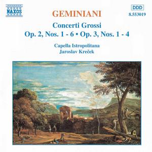 Concerto Grosso in E Minor, Op. 3, No. 3: IV. Allegro