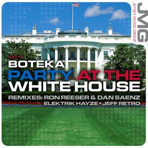 Party At the White House-2 - Elektrik Haze Mix cover art