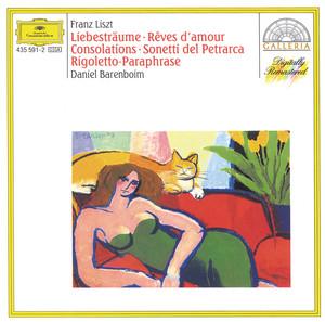 6 Consolations, S. 172: No. 3 In D Flat Major (Lento, placido) by Franz Liszt, Daniel Barenboim