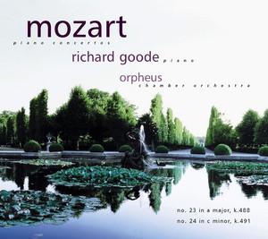 Piano Concerto No. 23 in A Major, K. 488 / I Allegro by Richard Goode
