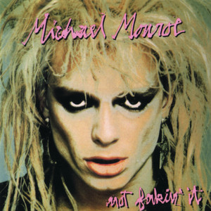 Man With No Eyes by Michael Monroe