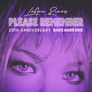 Please Remember (Dave Audé Mix)
