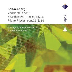 Schoenberg: 5 Orchestral Pieces, Op. 16: No. 3 Farben (Colours) by Arnold Schoenberg, Daniel Barenboim, Chicago Symphony Orchestra