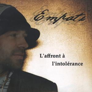 L'affront à L'intolérance album