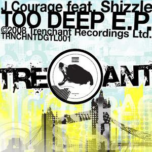 J Courage Ft Shizzle – Too Deep (Studio Acapella)