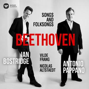 "Beethoven: An die ferne Geliebte, Op. 98: III. ""Leichte Segler in den Höhen"" cover art"