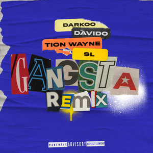 Gangsta - Remix cover art