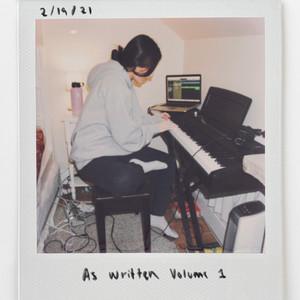 As Written, Vol. 1 -