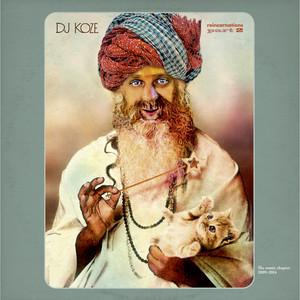Keep Me in My Plane - DJ Koze's Hudson River Dub cover art