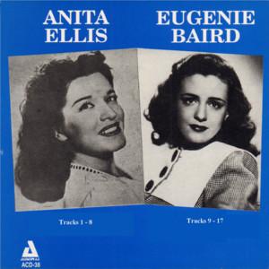 Anita Ellis and Eugenie Baird album