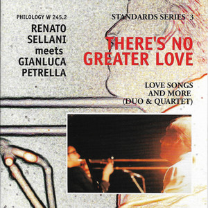 There Is No Greater Love (Standard Series 3) album