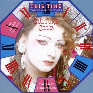 Time (Clock Of The Heart) cover art