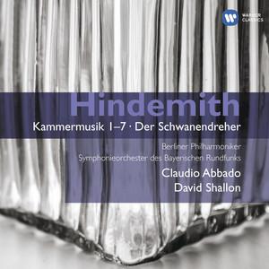 Kammermusik No. 1, Op.24 No.1: I. Sehr schnell und wild by Paul Hindemith, Claudio Abbado;Berliner Philharmoniker, Claudio Abbado, Berliner Philharmoniker