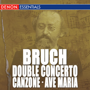 Ave Maria, Op. 61 by Max Bruch, Alfred Scholz, Sinfonie Orchester Des Sudwestfunks Baden-Baden