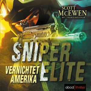 Sniper Elite (Vernichtet Amerika) Audiobook