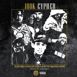 100k Cypher (with Hotboii, 30 Deep Grimeyy, Prince Dre, Soulja Creep, YNW SmokeDaLoc)