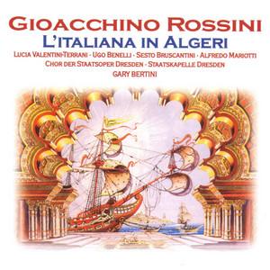 L'Italiana In Algeri: Sinfonia by Staatskapelle Dresden, Gary Bertini