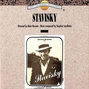 Stavisky (Original Motion Picture Soundtrack)