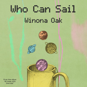 """Who Can Sail (from """"At home with the kids"""")"""