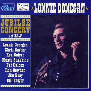 Lonnie Donegan Jubilee Concert album