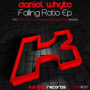Falling Ratio - George Ellinas Remix cover art