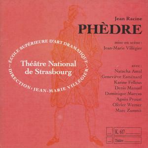 Racine: Phèdre (Live) Audiobook