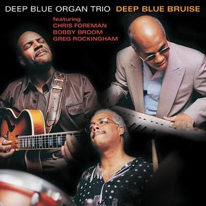 Deep Blue Bruise album