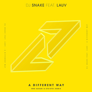 DJ Snake & Lauv - A Different Way