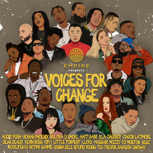 Real Black (feat. Voices for Change)