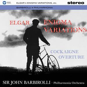"Elgar: Variations on an Original Theme, Op. 36 ""Enigma"": Variation II. Allegro ""H.D.S-P."" cover art"