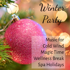 Winter Party - Instrumental Nature Soothing Music for Cold Wind Magic Time Wellness Break Spa Holidays with Relaxing Healing Binaural Sounds album