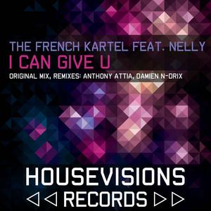 I Can Give U - Damien N-Drix Remix cover art