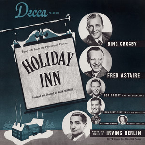 Holiday Inn (Original Motion Picture Soundtrack) album