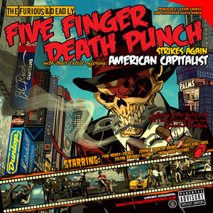 American Capitalist - Five Finger Death Punch