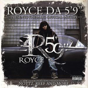 Royce Da 5'9 – Buzzin (Studio Acapella)