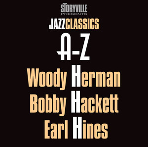 Storyville Presents The A-Z Jazz Encyclopedia-H album