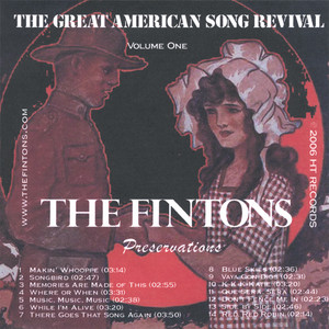 THE GREAT AMERICAN SONG REVIVAL album