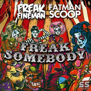 Freak Somebody - Jump Smokers Remix cover art