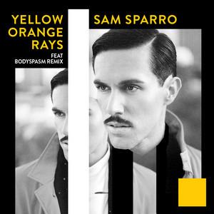 Yellow Orange Rays