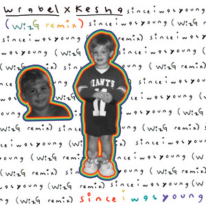 since i was young (with kesha) [WizG remix]