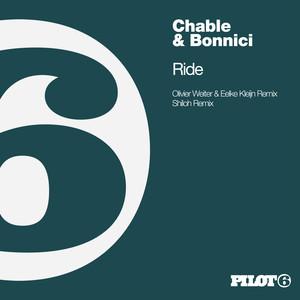 Ride - Shiloh Remix cover art