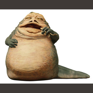 Jabba the Hutt by Emoney