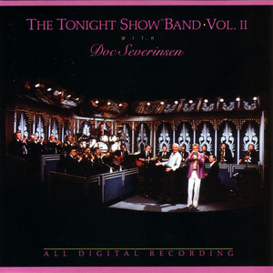 The Tonight Show Band Vol II with Doc Severinsen album
