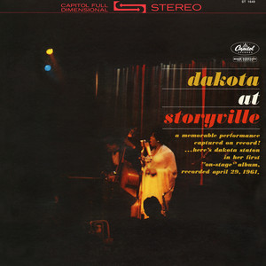 Dakota At Storyville (Live, 1961) album