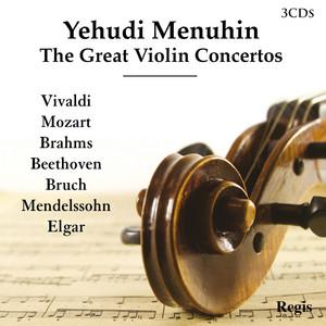 Violin Concerto in D Major, Op. 77: II. Adagio by Yehudi Menuhin