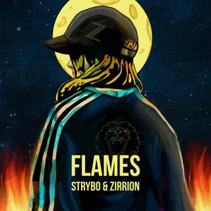 Strybo – Flames (Studio Acapella)