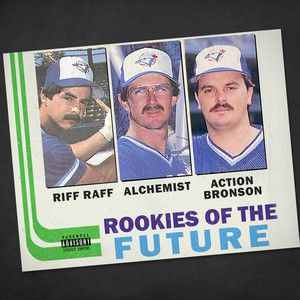 Rookies of the Future (feat. RiFF RAFF & Action Bronson)