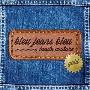 Haute couture  - Bleu Jeans Bleu