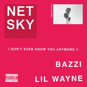I Don't Even Know You Anymore cover art