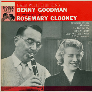 Date With The King (with The Benny Goodman Sextet) album